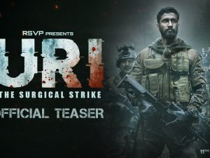 Watch Bollywood Movie URI